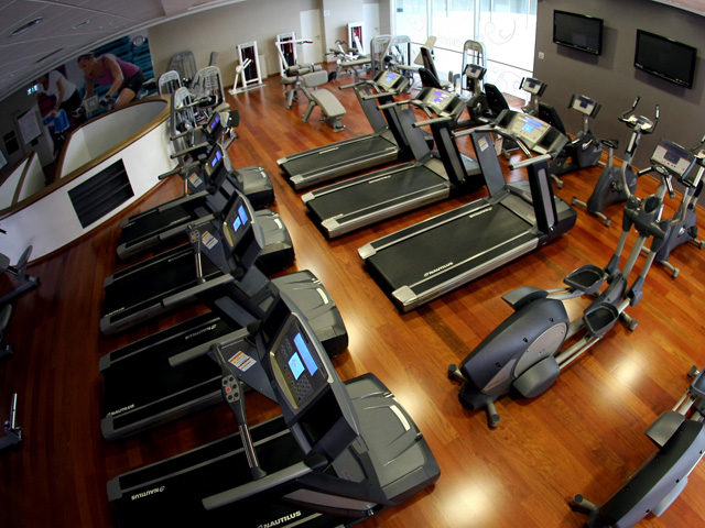 Vježbanje u ugodnom ambijentu i na najsuvremenijim spravama