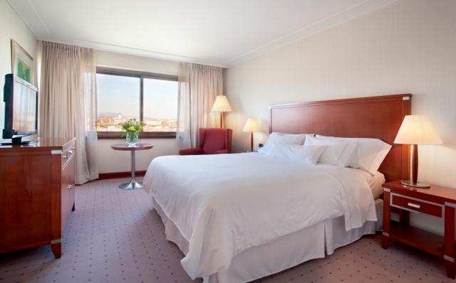 Deluxe apartman spavaća soba
