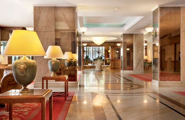 Unutrašnjost hotel