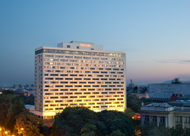 Hotel navečer