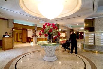 Predvorje hotela Westin