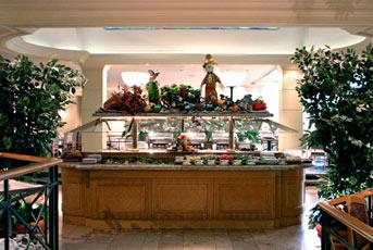 Restoran Kaptol - Buffet
