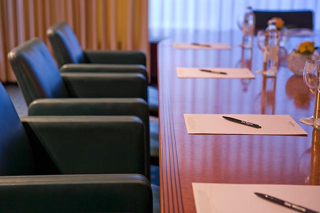 Interijer dvorane Gradec - sastanci, konferencei