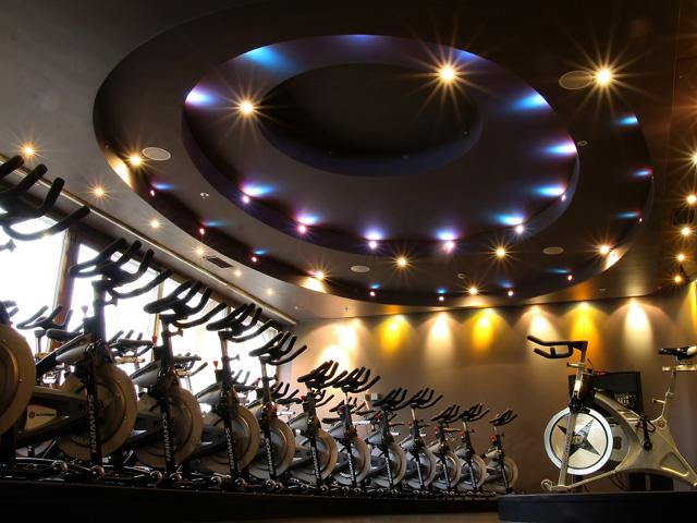 Sportske sprave u The Westin Zagreb Hotelu