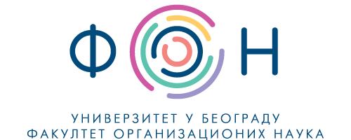 Univerzitet u Beogradu - Fakultet organizacionih nauka